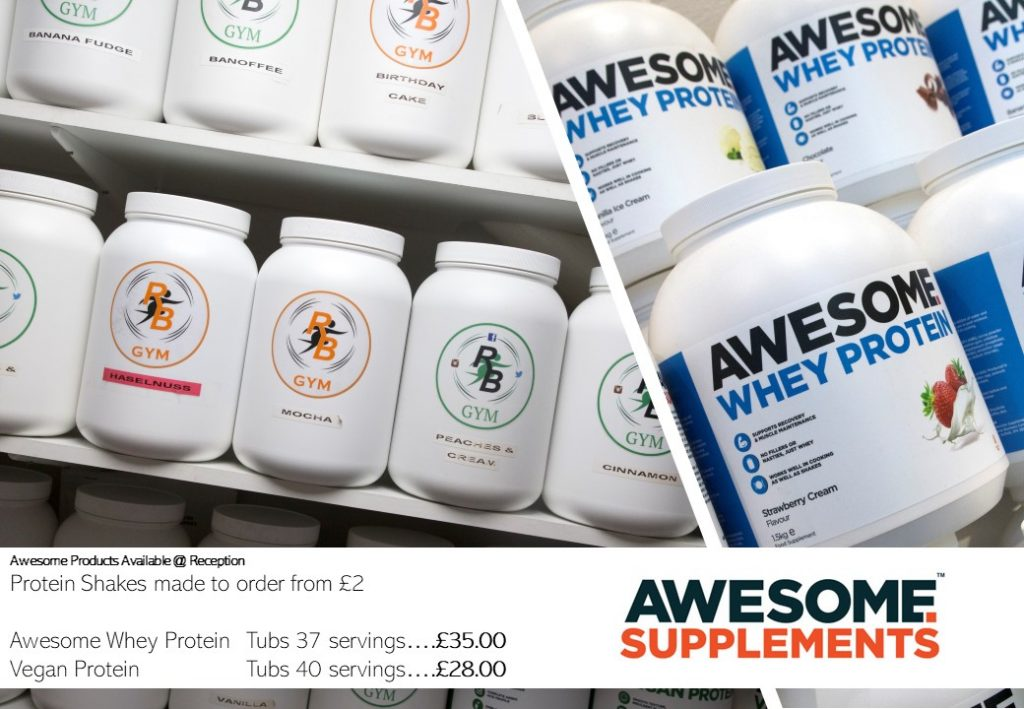 Awesome Supplements Details