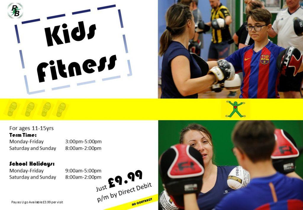 Kids Fitness Details